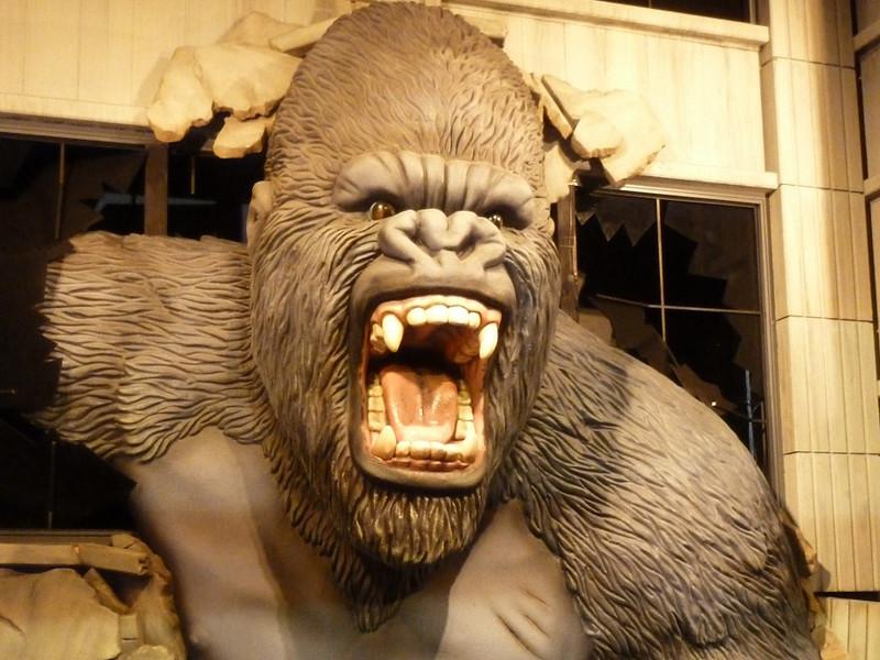Gorilas en la Cultura Popular